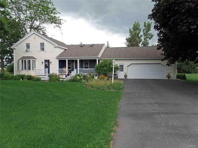 6635 Airport Road, Madison, NY 13346 (MLS #S1266281) :: BridgeView Real Estate Services