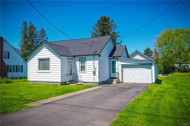 204 Carney Avenue, Herkimer, NY 13350 (MLS #S1266315) :: 716 Realty Group