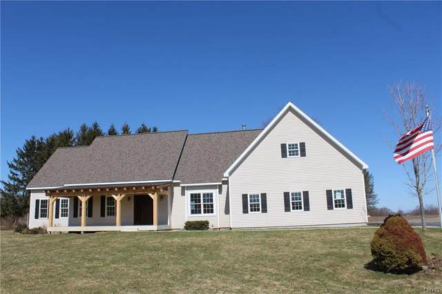 1155 Hencoop Road, Skaneateles, NY 13152 (MLS #S1266363) :: The Chip Hodgkins Team