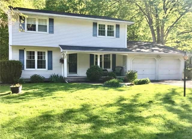 4633 Glencliffe Road, Manlius, NY 13104 (MLS #S1266420) :: MyTown Realty