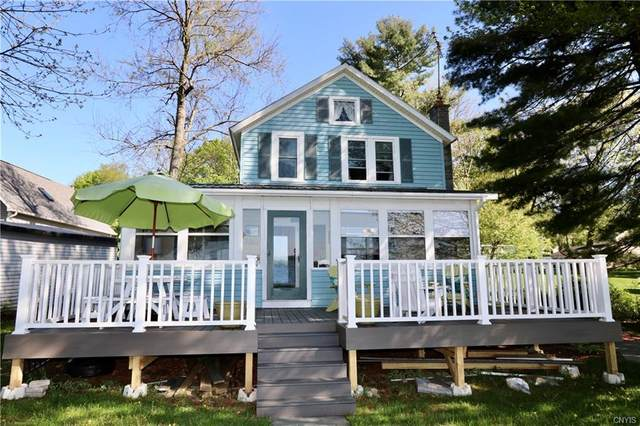 111 Lakeshore Road, Sandy Creek, NY 13142 (MLS #S1266429) :: MyTown Realty