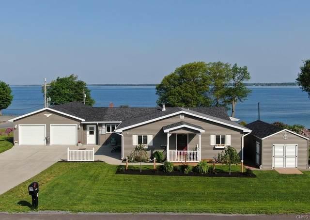 35303 State Route 12E, Cape Vincent, NY 13618 (MLS #S1266447) :: BridgeView Real Estate Services