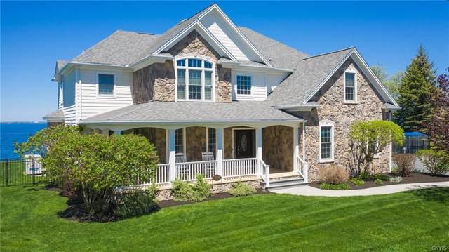913 E Broadway, Cape Vincent, NY 13618 (MLS #S1266521) :: BridgeView Real Estate Services