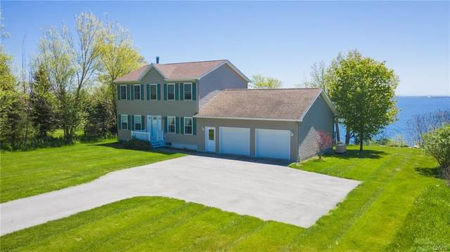 27300 County Route 57, Lyme, NY 13693 (MLS #S1266548) :: BridgeView Real Estate Services
