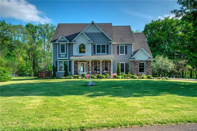 170 Wakefield Lane, Western, NY 13303 (MLS #S1266587) :: Lore Real Estate Services