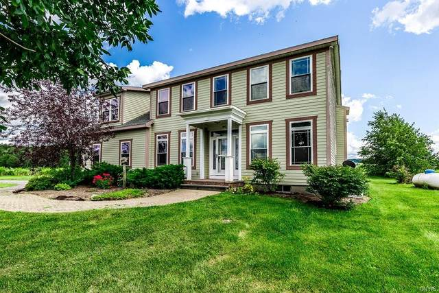 3042 East Road, Cazenovia, NY 13035 (MLS #S1266607) :: The Chip Hodgkins Team