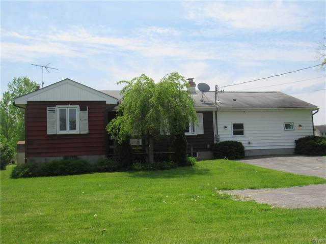 1376 State Route 31, Sullivan, NY 13030 (MLS #S1266967) :: BridgeView Real Estate Services