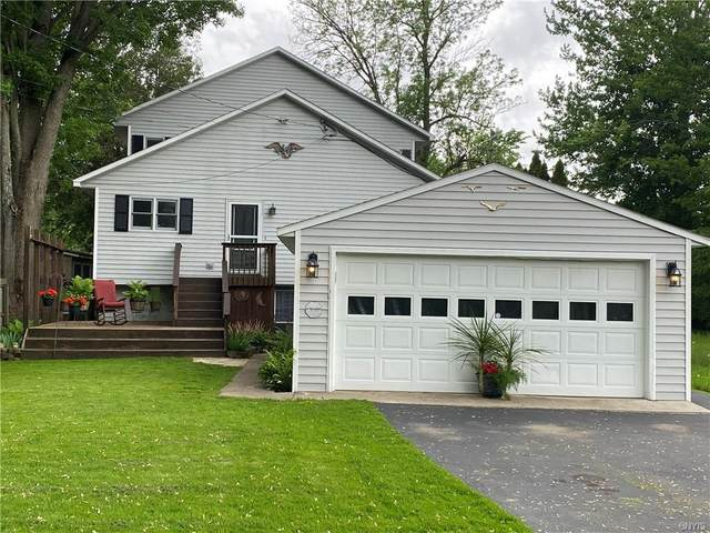 3392 Hayes Road, Lysander, NY 13027 (MLS #S1267082) :: Updegraff Group