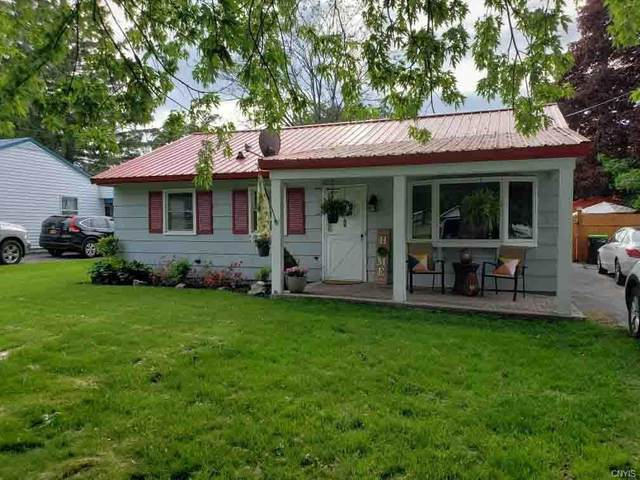 40 Marshall Avenue, German Flatts, NY 13357 (MLS #S1267219) :: BridgeView Real Estate Services