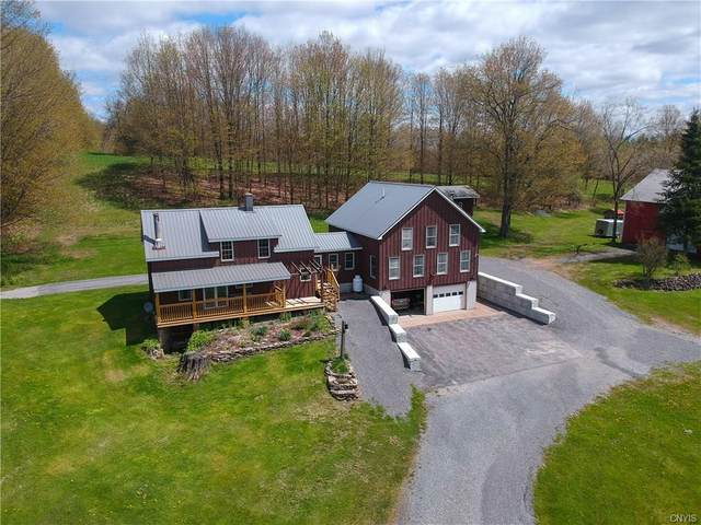 9822 Taberg Florence Road, Annsville, NY 13471 (MLS #S1267224) :: The Chip Hodgkins Team