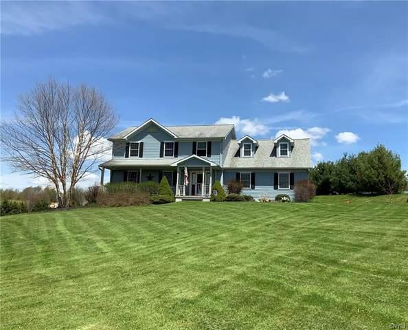 1053 Bennie Road, Cortlandville, NY 13045 (MLS #S1267576) :: BridgeView Real Estate Services