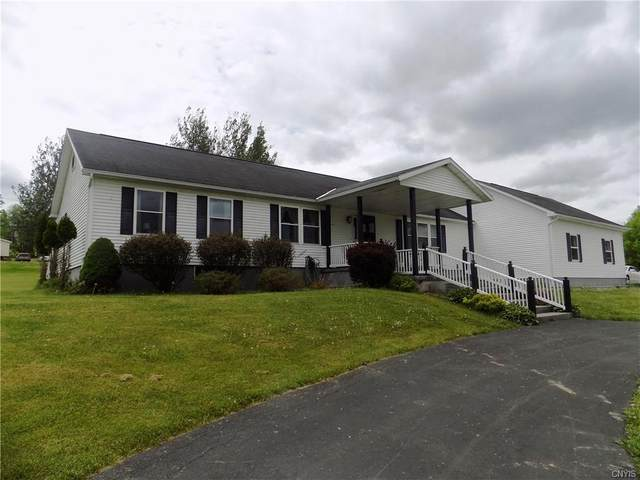 449 Griffin Road, German Flatts, NY 13407 (MLS #S1268092) :: BridgeView Real Estate Services