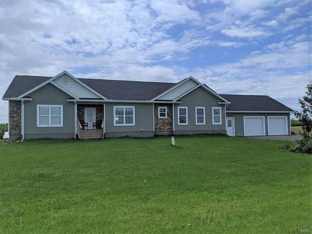 7885 Number Three Road, Lowville, NY 13367 (MLS #S1268310) :: Thousand Islands Realty