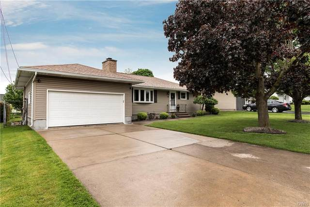 1009 Beckwith Place, Utica, NY 13501 (MLS #S1268538) :: Updegraff Group