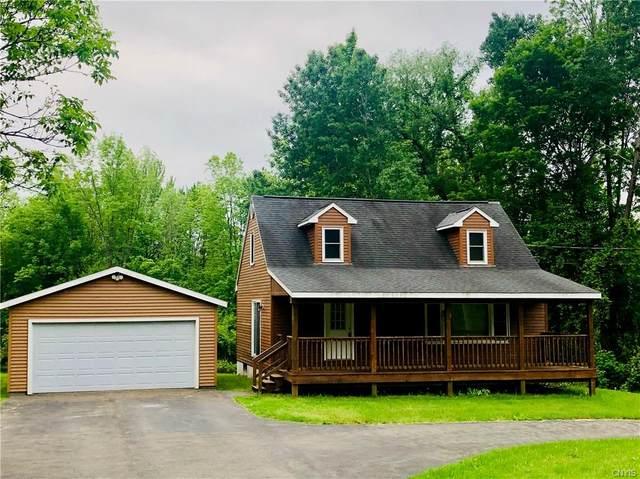 391 Gilbert Mills Road, Schroeppel, NY 13135 (MLS #S1268551) :: 716 Realty Group