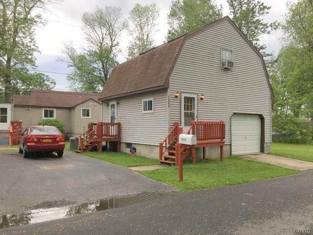 7849 Foster Road, Clay, NY 13090 (MLS #S1268685) :: The Chip Hodgkins Team