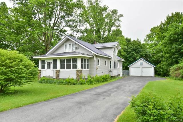 1071 Center Road, Frankfort, NY 13340 (MLS #S1268693) :: BridgeView Real Estate Services
