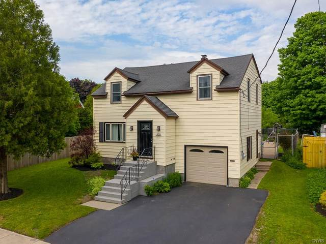 909 Gotham Street, Watertown-City, NY 13601 (MLS #S1268865) :: BridgeView Real Estate Services