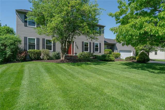 4914 Bentbrook Drive, Manlius, NY 13104 (MLS #S1268875) :: The Chip Hodgkins Team