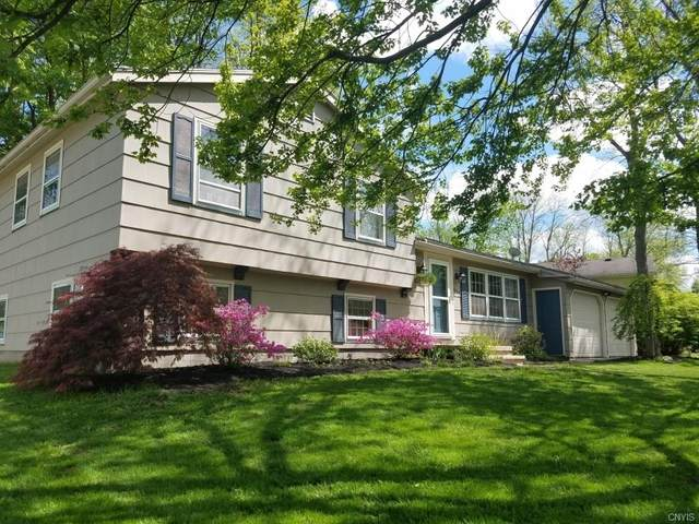 925 Little Bardfield Road, Webster, NY 14580 (MLS #S1269017) :: Robert PiazzaPalotto Sold Team