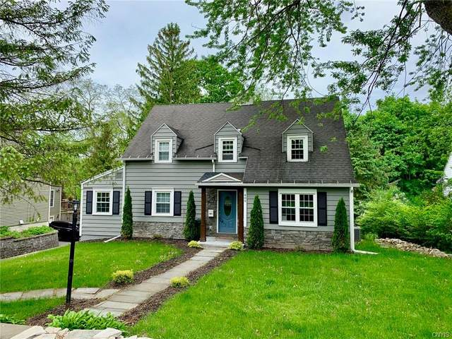 409 Brooklea Drive Drive, Manlius, NY 13066 (MLS #S1269155) :: The Chip Hodgkins Team