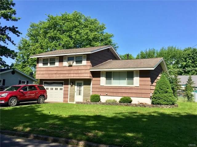 10 Ellen Street, Fulton, NY 13069 (MLS #S1269161) :: BridgeView Real Estate Services