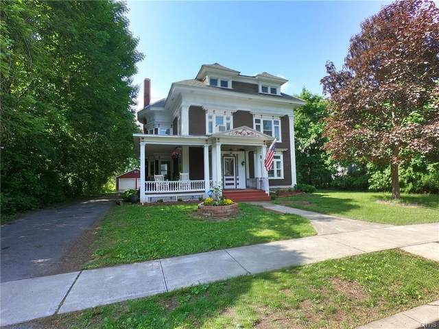 133 Ten Eyck Street, Watertown-City, NY 13601 (MLS #S1269228) :: BridgeView Real Estate Services