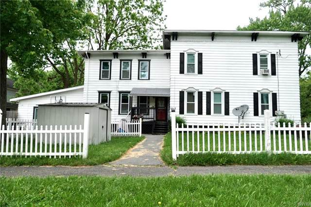 801 Danforth Street, Syracuse, NY 13208 (MLS #S1269319) :: Robert PiazzaPalotto Sold Team