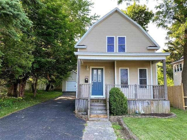 220 Chestnut Street, Watertown-City, NY 13601 (MLS #S1269408) :: BridgeView Real Estate Services