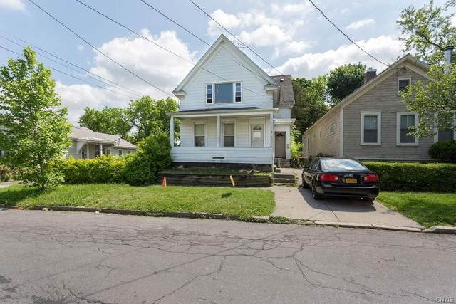 806 Highland Street, Syracuse, NY 13203 (MLS #S1269528) :: Robert PiazzaPalotto Sold Team