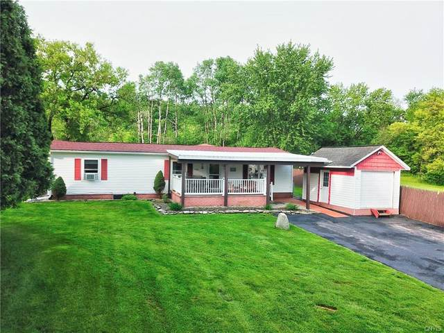 2302 Welshbush Road, Frankfort, NY 13340 (MLS #S1269876) :: MyTown Realty