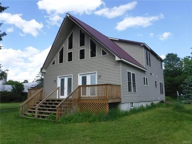 3012 Cincinnatus Road, Cincinnatus, NY 13040 (MLS #S1271330) :: Lore Real Estate Services