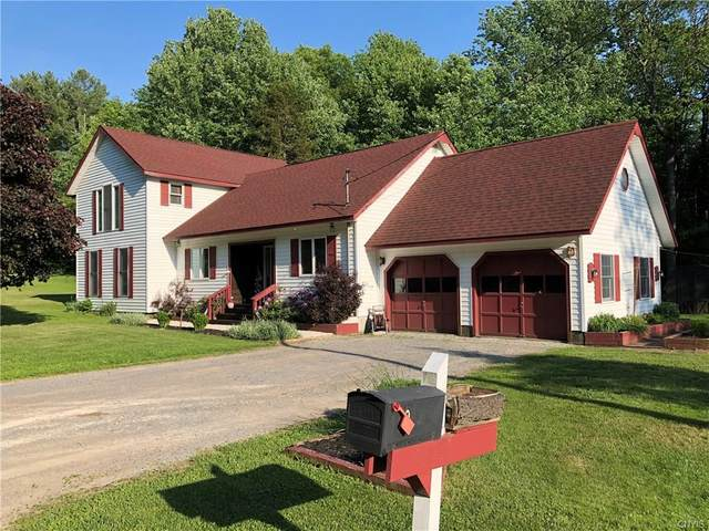 3009 Bower Road, Forestport, NY 13338 (MLS #S1271471) :: 716 Realty Group