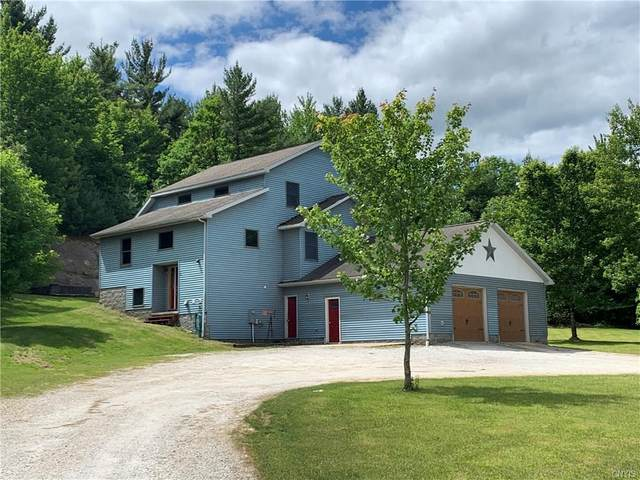 4033 State Highway 58, Fowler, NY 13642 (MLS #S1271662) :: Thousand Islands Realty