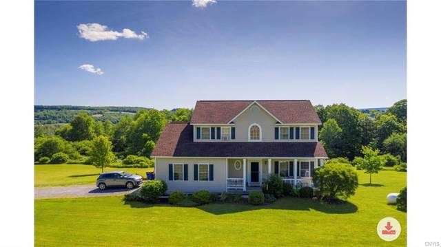 1550 Rowley Jerome Road, Fabius, NY 13063 (MLS #S1271717) :: Robert PiazzaPalotto Sold Team