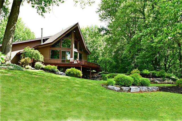 5334 Gatehouse Road, Tully, NY 13159 (MLS #S1272109) :: Robert PiazzaPalotto Sold Team