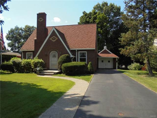 106 Breakspear Road, Geddes, NY 13219 (MLS #S1272243) :: BridgeView Real Estate Services