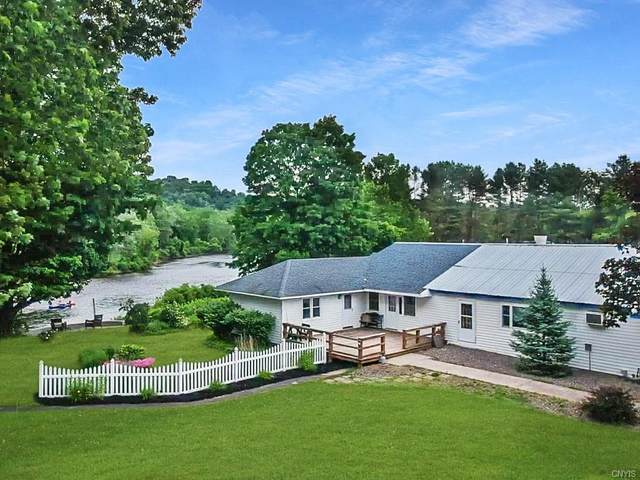 12215 State Route 28, Deerfield, NY 13502 (MLS #S1272291) :: Robert PiazzaPalotto Sold Team