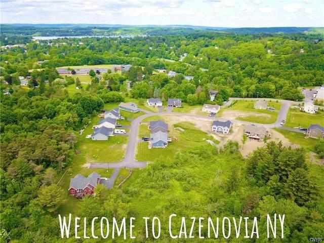 105 Emick Ln   Lot 22, Cazenovia, NY 13035 (MLS #S1272308) :: Robert PiazzaPalotto Sold Team