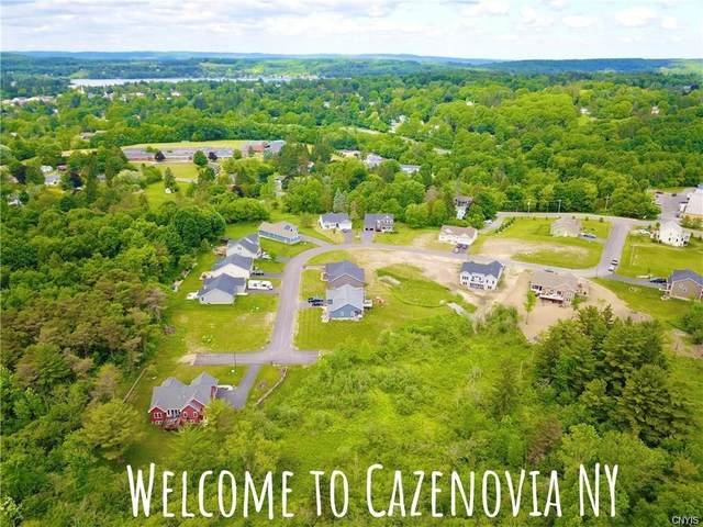 110 Emick Ln   Lot 4, Cazenovia, NY 13035 (MLS #S1272320) :: Robert PiazzaPalotto Sold Team