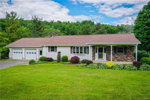 3548 State Route 167, Little Falls-Town, NY 13365 (MLS #S1272904) :: Lore Real Estate Services