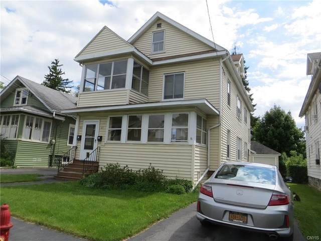 145-147 Malverne Drive, Syracuse, NY 13208 (MLS #S1273385) :: Robert PiazzaPalotto Sold Team