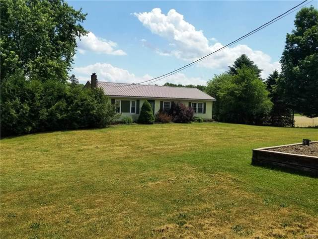12890 North Road, Ira, NY 13033 (MLS #S1273507) :: Lore Real Estate Services
