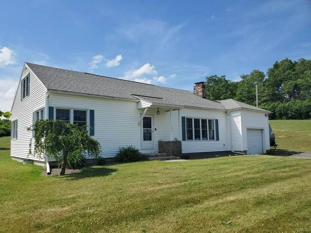 1581 State Route 12, Marshall, NY 13480 (MLS #S1273898) :: MyTown Realty