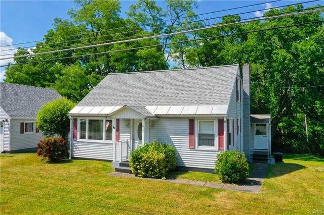 1151 State Route 5S, Little Falls-Town, NY 13407 (MLS #S1273907) :: Avant Realty
