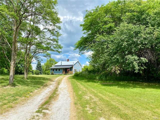 364 County Route 11, Gouverneur, NY 13642 (MLS #S1273928) :: TLC Real Estate LLC
