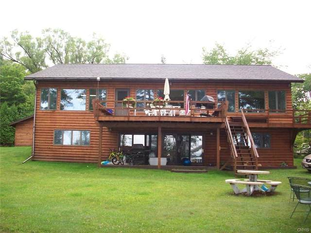 79 Lake Simond Road, Altamont, NY 12986 (MLS #S1273946) :: Robert PiazzaPalotto Sold Team