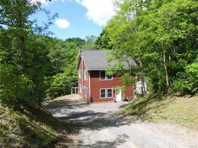 159 Sills Road, Genoa, NY 13092 (MLS #S1274317) :: Lore Real Estate Services