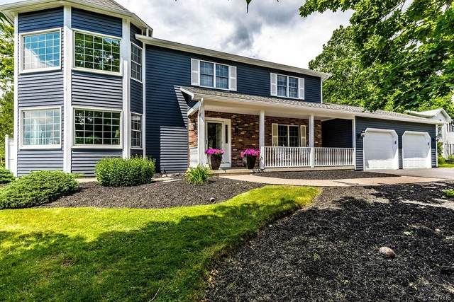7803 Rolling Ridge Drive, Manlius, NY 13104 (MLS #S1274334) :: The Chip Hodgkins Team