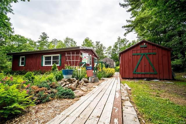 222 Mcintyre Road, Oswegatchie, NY 13669 (MLS #S1274428) :: Robert PiazzaPalotto Sold Team